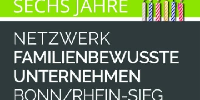 Kompetenzzentrum Frau und Beruf Bonn/Rhein-Sieg: Sechs Jahre familienbewusstes Netzwerk