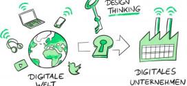 Digitalisierung mit Design Thinking: Wer das liest, wird digital