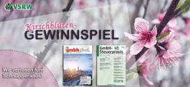 Kirschblüten-Gewinnspiel